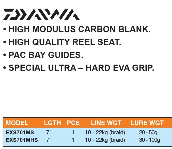 daiwa-exceler-boat-spi-series-specs