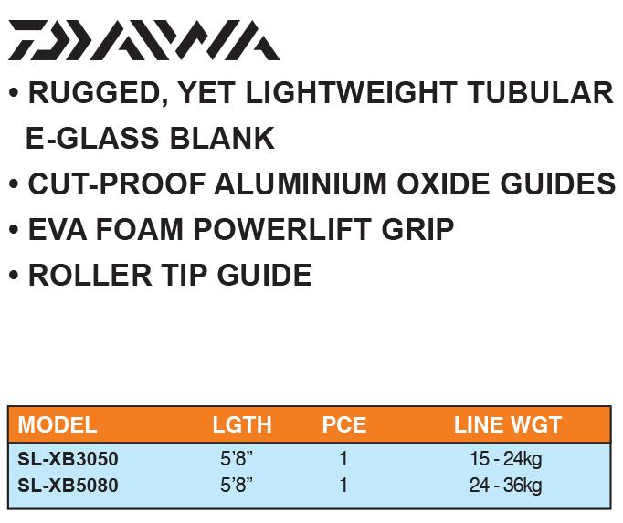 daiwa-sealine-x-boat-series-spec