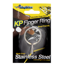 Kingfisher-finger-ring