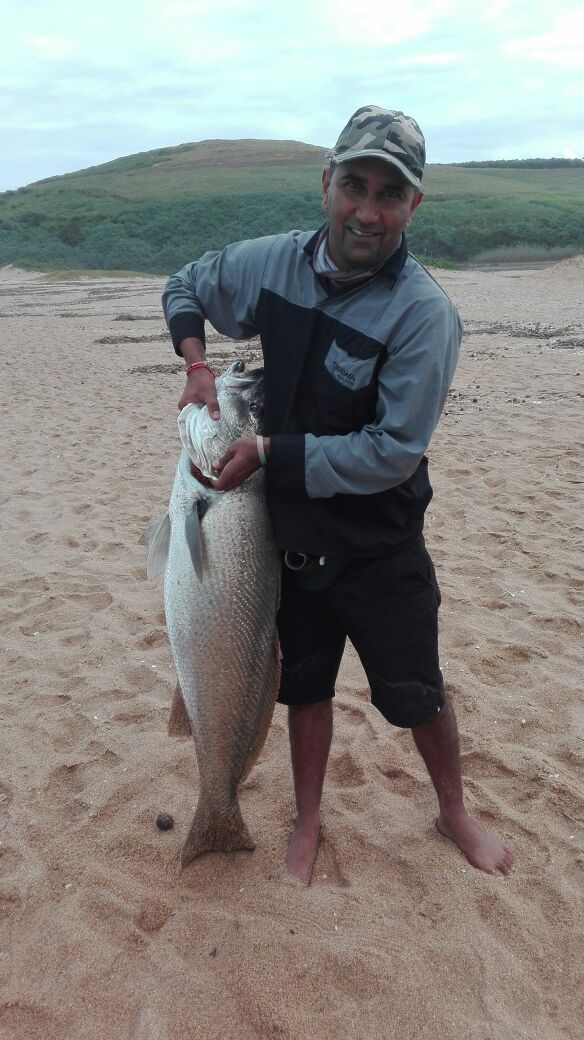 Kob +- 25 Kg caught on live mullet…. Stanger Area IMG-20170618-WA0003