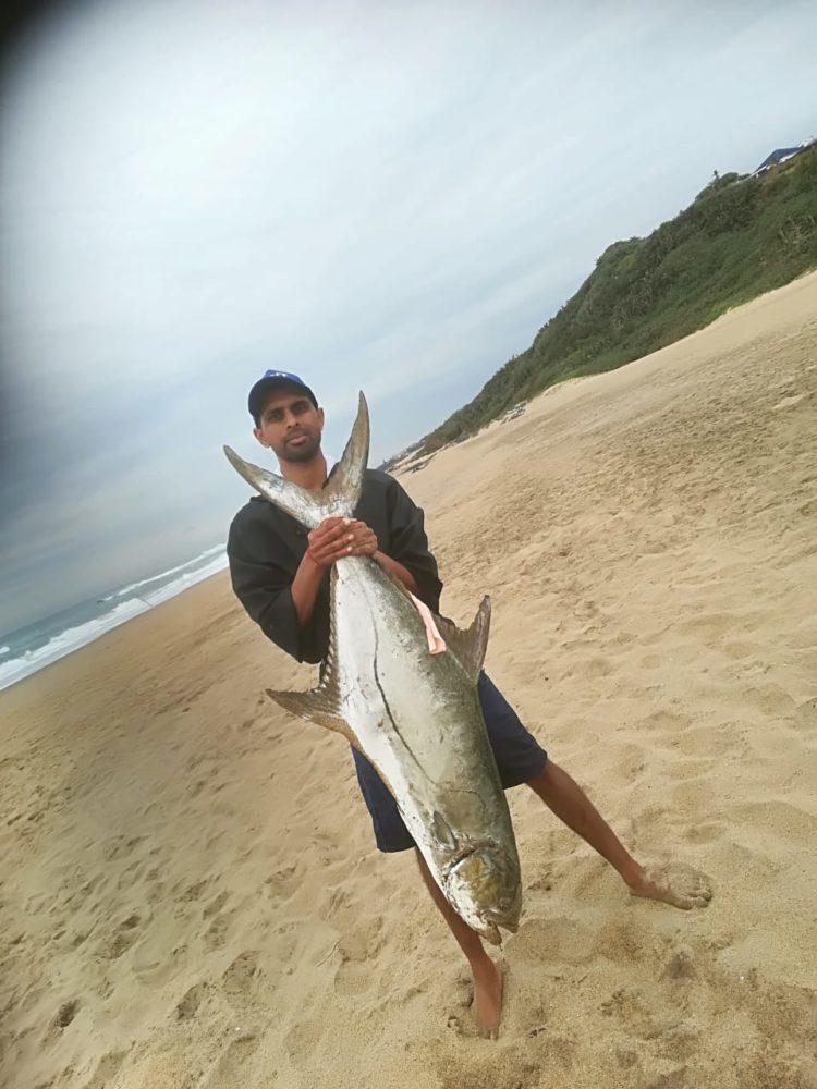 14,5kg garrick caught on live shad IMG-20180922-WA0000